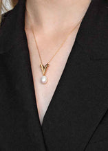 Load image into Gallery viewer, Mirit Weinstock Secret Heart Necklace