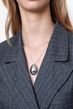Load image into Gallery viewer, Common Muse Lunis Dome Necklace