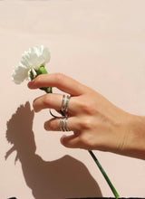 Load image into Gallery viewer, Maria Black Emilie Wrap Ring