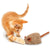Nontoxic Cute Mouse Add Vitamins Cat Toy Wine Whiskers
