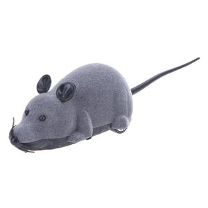 Rat Mouse Remote Control Cat Toy Wine Whiskers