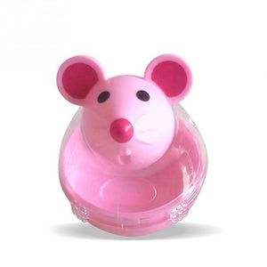 Feeder Ball Mouse Tumbler Educational Toys Wine Whiskers