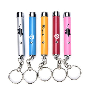 Bright Animation Mouse Laser Pointer Toy Wine Whiskers