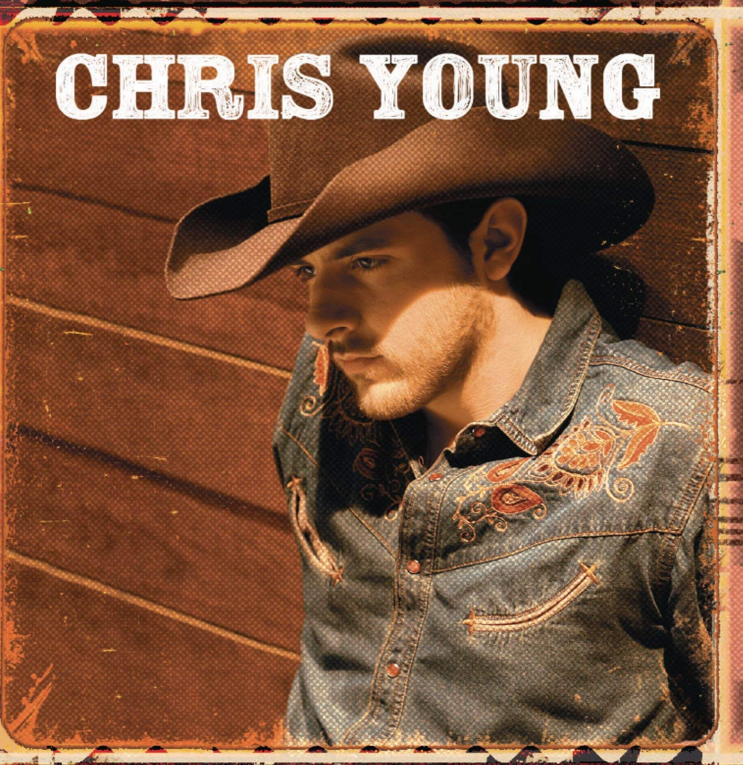 Chris Young (Autographed CD)