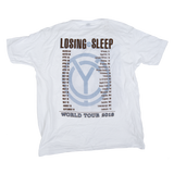 Losing Sleep Sketched Photo '18 Tour Tee