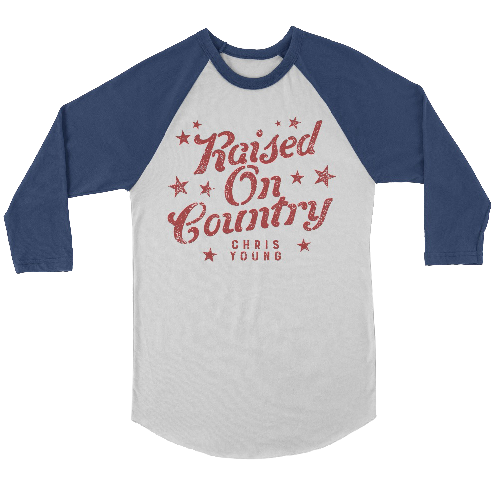 Raised on Country Raglan
