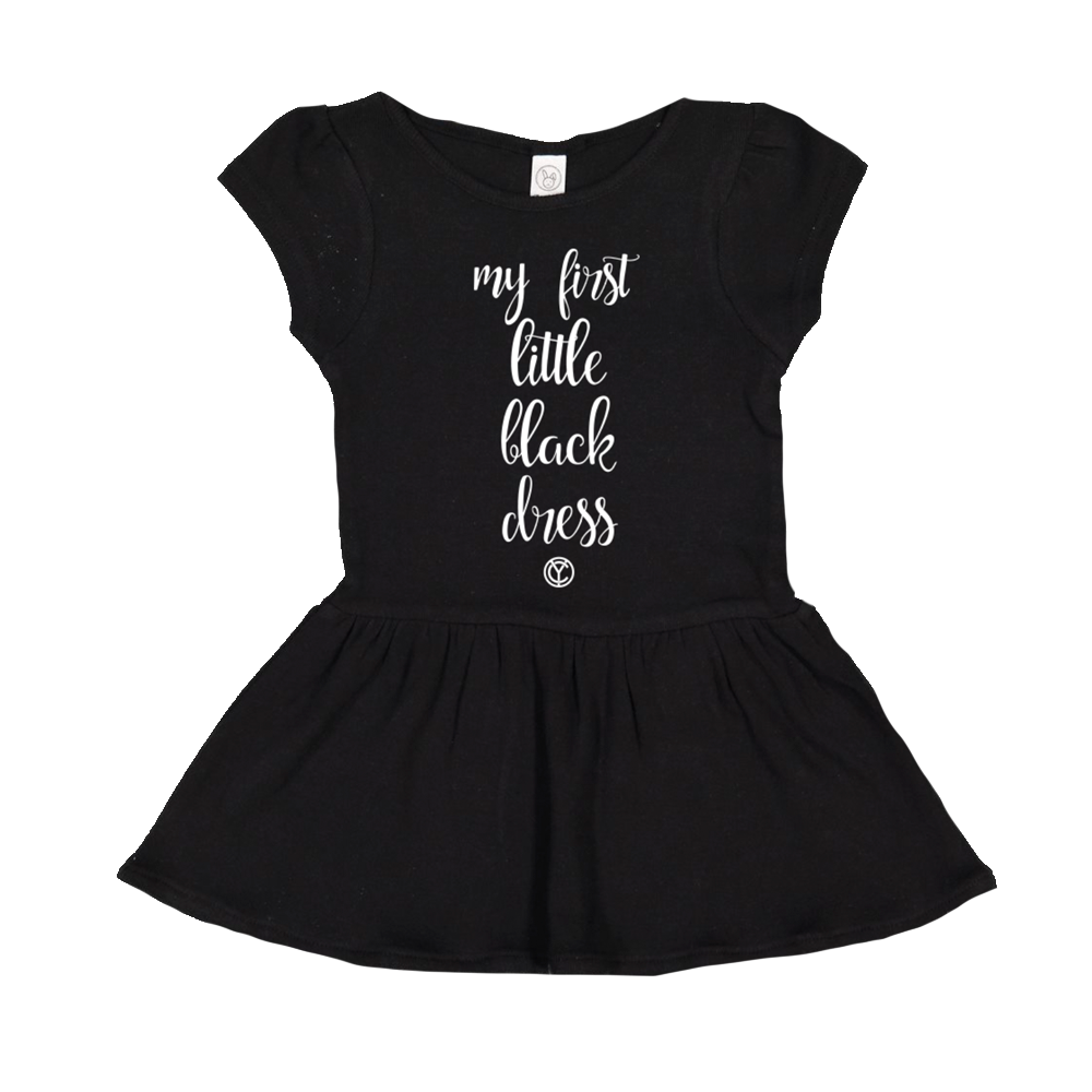Infant - My First Little Black Dress