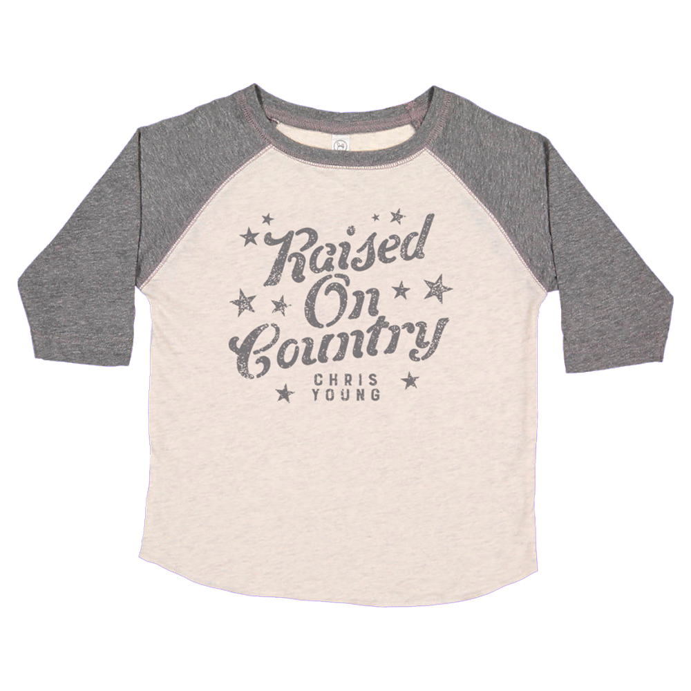 Youth - Raised On Country Raglan