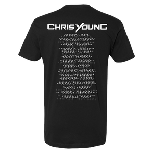 2020 Chris Young Photo Tee