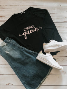 Carpool Queen Sweatshirt