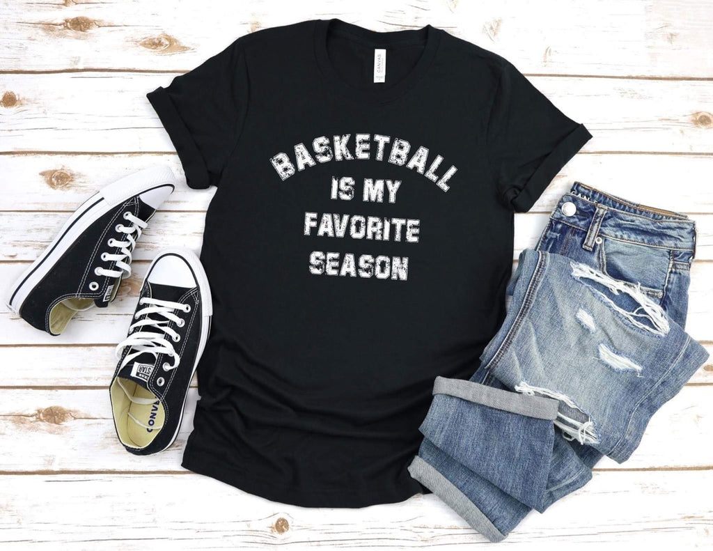 Basketball Season Tee