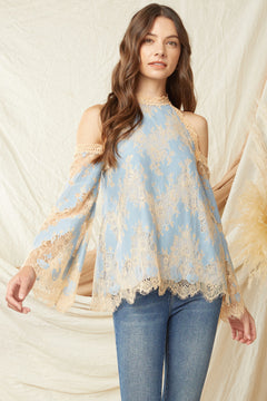 Tiffany Lace Top