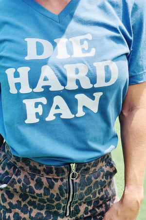 Die Hard Fan Tee