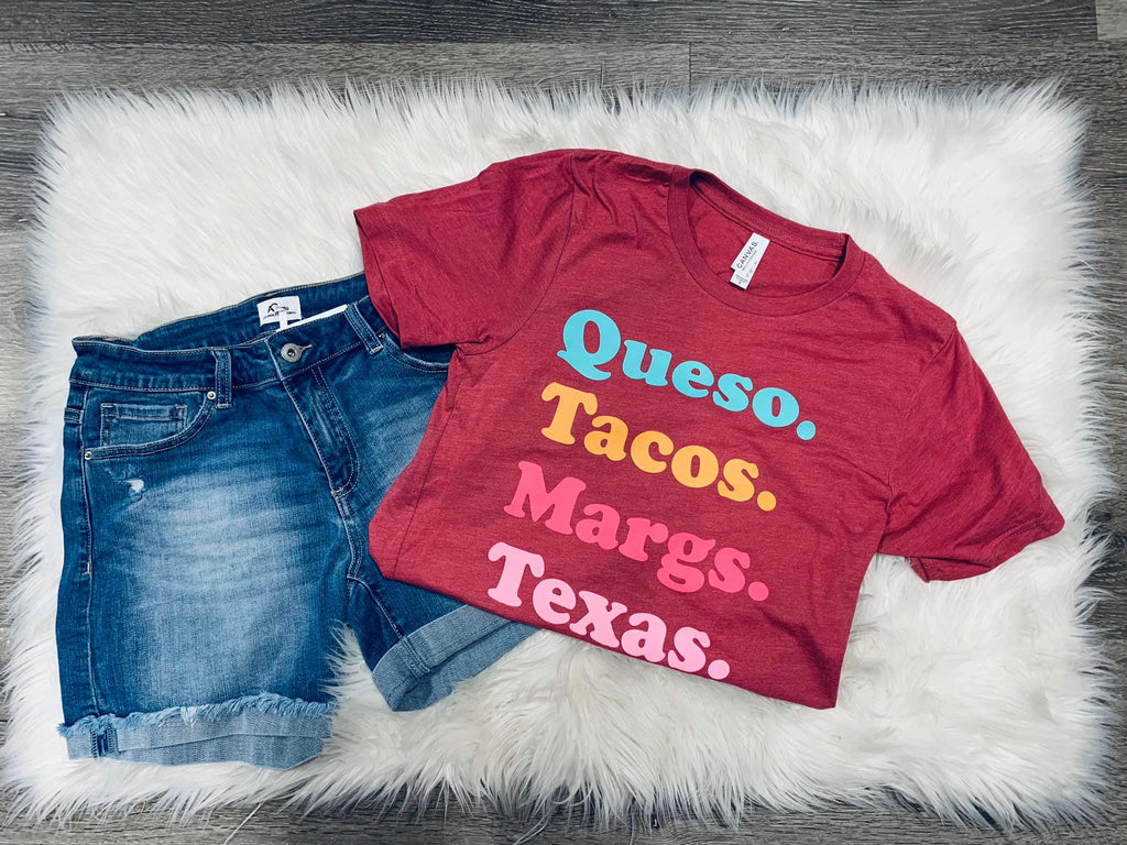 Queso Tee