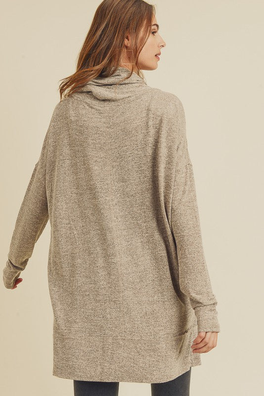 Sandy Tunic Top