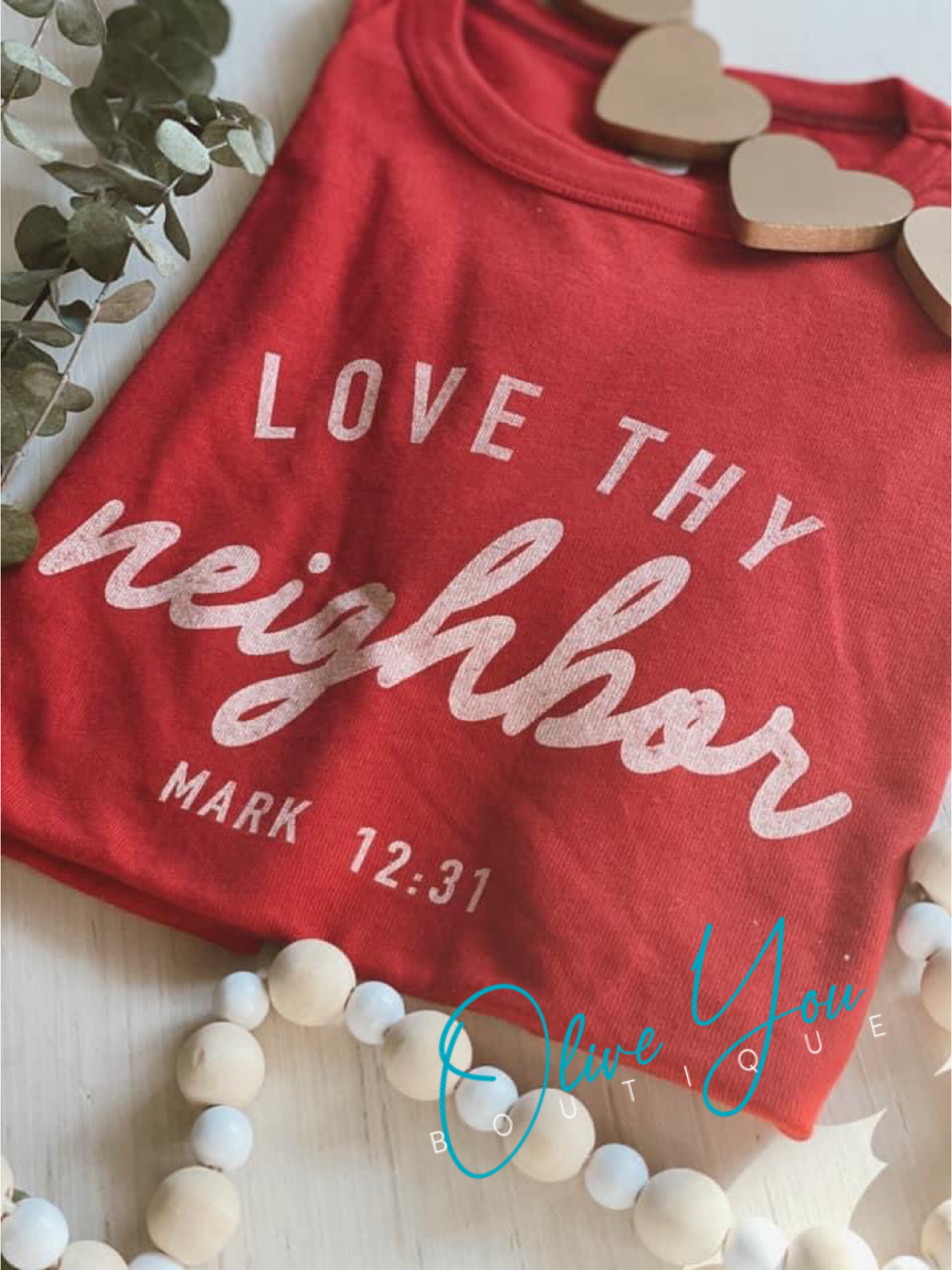 Love Thy Neighbor Tee