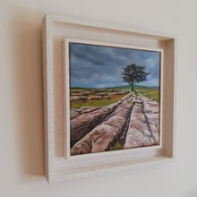 Load image into Gallery viewer, Wherever It May Lead | 39cm x 39xm (Framed)