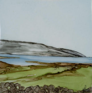 Limited Edition Prints Blackhead along The Wild Atlantic Way, The Burren Co Clare