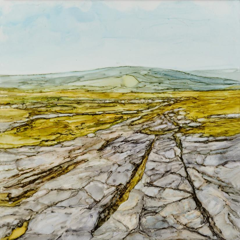 Westof Ireland, Burren, Wild Atlantic Way