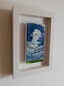 Original Irish Art | Clouds on the Horizon