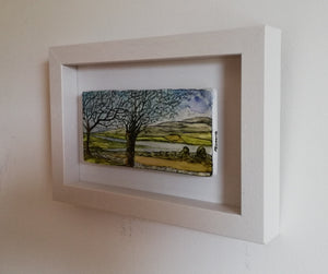 Original Irish Artwork | Through the Branches SOLD