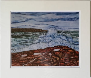 Limited Edition Prints | Doolin, From the Rocks