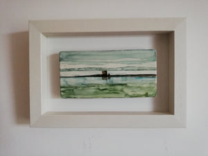 Original Irish Art | Martello Tower, Mucknish (SOLD)