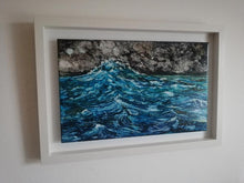 Load image into Gallery viewer, Original Irish Art | An Bradan 34cm x 49cm