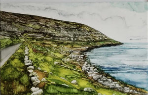 Original Irish Art | Blackhead, Co Clare (SOLD)
