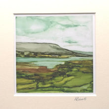 Load image into Gallery viewer, Irish Landscape Prints | View from Belharbour