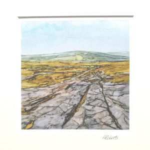 Into the Burren