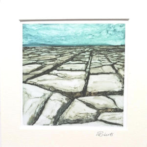 Irish Landscape Prints | Burren Perspective