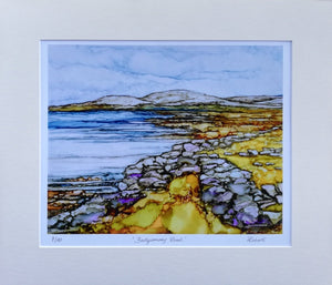 Limited Edition Irish Prints | Ballyconrey Road