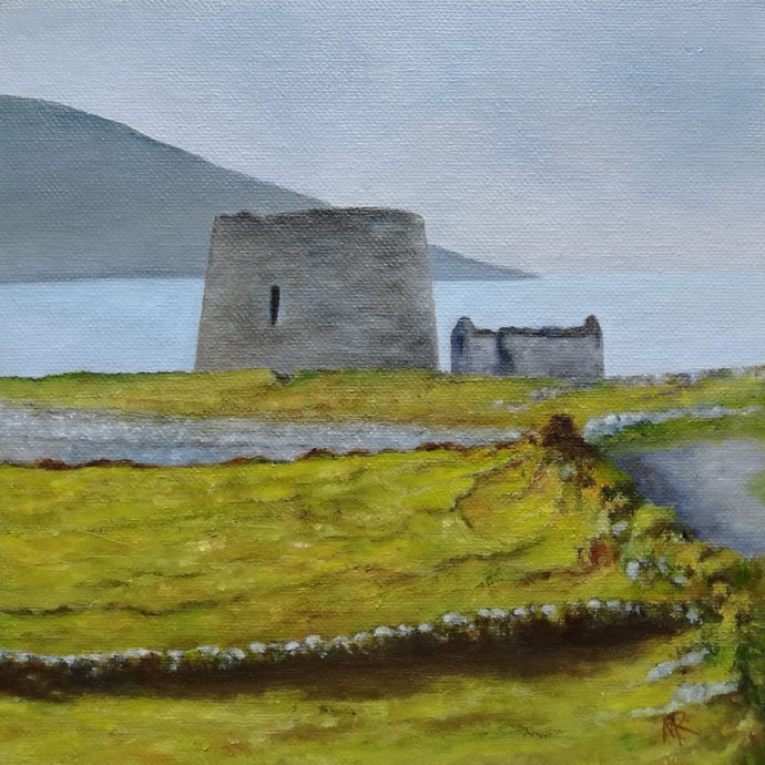 Greeting Card - Martello Tower