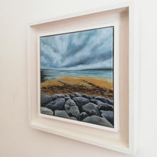 Load image into Gallery viewer, To Sit and Ponder | 39cm x 39xm (Framed) SOLD