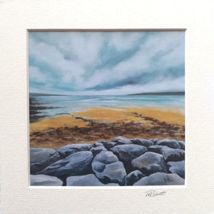 Irish Landscape Print | To Sit And Ponder