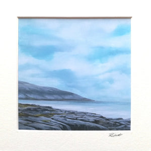 Irish Landscape Print | Majestic Blackhead