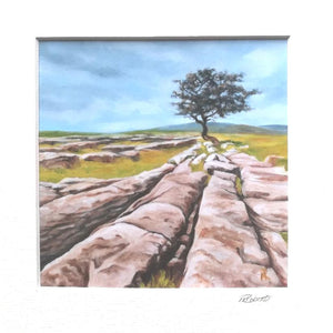 Irish Landscape Print | Wherever It May Lead