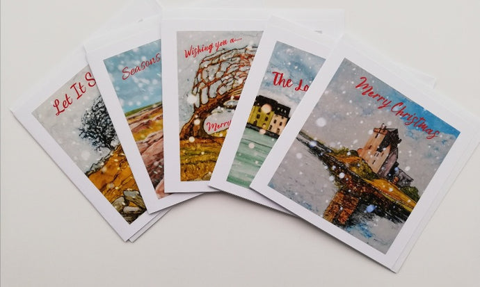 Christmas  Cards | Pack of 5