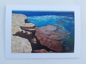 Greeting Card - Kilkee