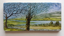 Load image into Gallery viewer, Original Irish Artwork | Through the Branches SOLD