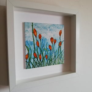 Red Hot Pokers 15cm x 15cm
