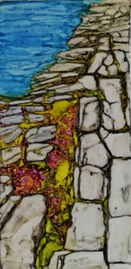 Original Irish Artwork	| Burren in Bloom