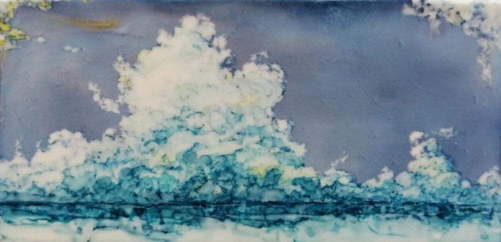 Original Irish Art | Clouds Rolling In