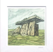 Load image into Gallery viewer, Irish Landscape Prints | Poulnabrone Dolmen I