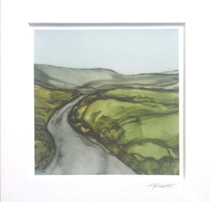 Irish Landscape Prints | Journey Home III