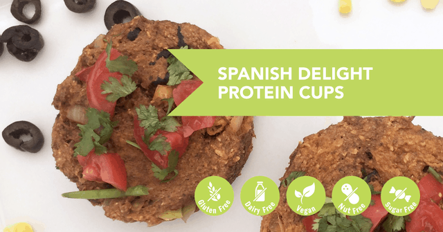 Spanish Delight Protein Cups