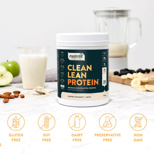 WHAT MAKES CLEAN LEAN PROTEIN SO UNIQUE?