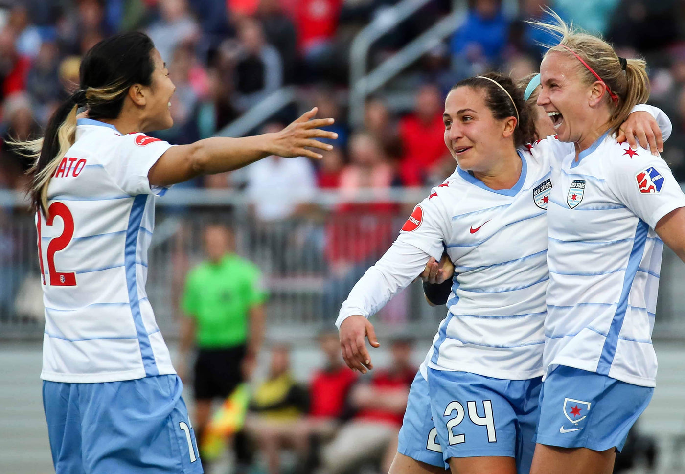 Nuzest is a Proud Sponsor of the Chicago Red Stars