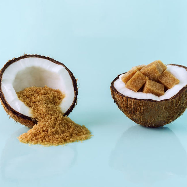 WHY WE SWEETEN DIGESTIVE SUPPORT PROTEIN WITH COCONUT SUGAR